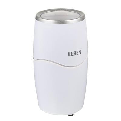 286-031 Кофемолка электрическая LEBEN 200 Вт, покрытие софт тач, роторного типа