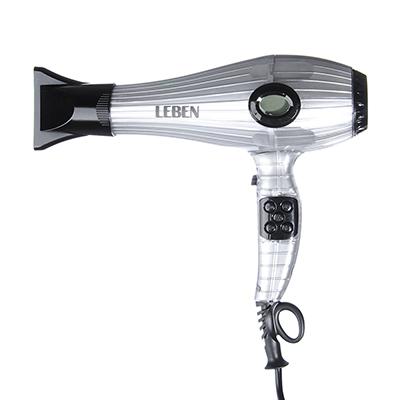Фен для волос PRO, 2200 Вт,5 скоростей,10 темп.режимов,LCD дисплэй, встр.термостат, 2 концентр