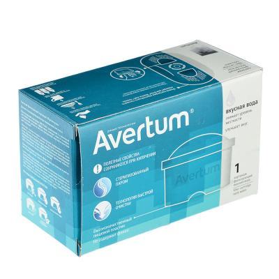 """413-014 Картридж сменный фильтрующий Avertum """"Вкусная вода"""", 1 шт."""