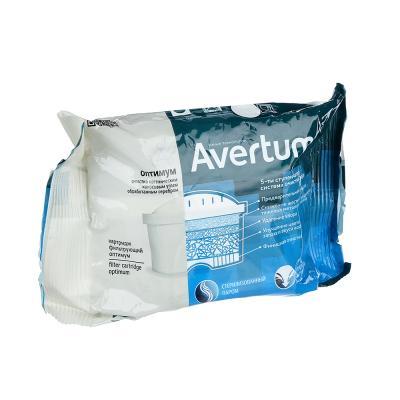413-015 Картридж сменный фильтрующий Avertum «Оптимум», 1шт,п/ф