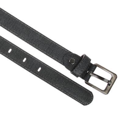 311-372 PAVO Ремень для мальчиков, ПУ, сплав, длина 80/90см, ширина 2,3см, 2 цвета, РД19-8