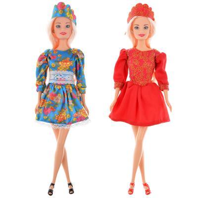267-806 ИГРОЛЕНД Куклы-близняшки (базовая модель), пластик, 29 см, 17х31х5 см