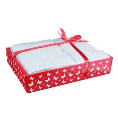 484-901 Комплект полотенец Bonita 50х90см и 70х140см, 100% хлопок