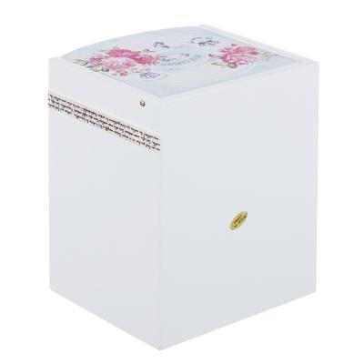 """504-617 Шкатулка для украшений """"Розовый сад"""", 11х10х14 см, МДФ"""