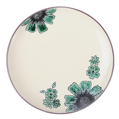 """824-241 Тарелка десертная d.20,5 см, керамика, MILLIMI """"Для нее"""""""