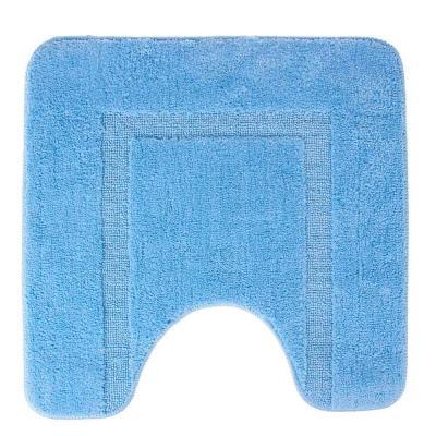 462-659 VETTA Коврик для туалета, 50х50см, микрофибра, 2 цвета