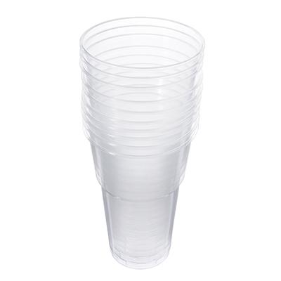 879-888 VETTA Стакан одноразовый пластиковый, 500мл, 10шт