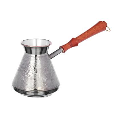 847-077 Турка для кофе 540 мл медная, 2 дизайна