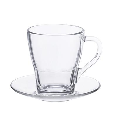"""878-425 Чайный сервиз 12 предметов, стекло, ОСЗ """"Грация"""" 08с1349+13с1649 У"""