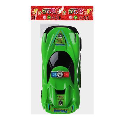 292-172 ИГРОЛЕНД Машинка поилискар, инерция, пластик, 17,5х7,5х5см, 4 дизайна