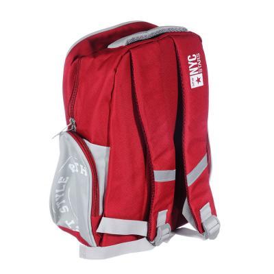 254-222 Рюкзак подростковый Гамшуз 38x30x14см, 1 отделение, 3 кармана, полиэстер