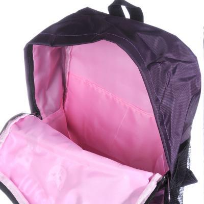 254-223 Рюкзак школьный МЯУ!  38x30x14см, 1 отделение, 3 кармана, полиэстер