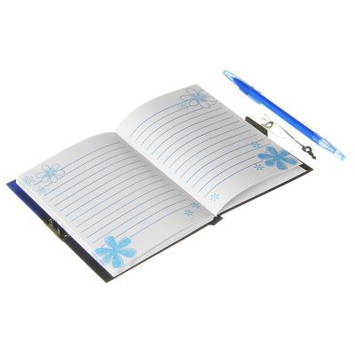234-016 Монстрики Набор подарочный (блокнот на замке и ручка) бумага, пластик, 19х18см