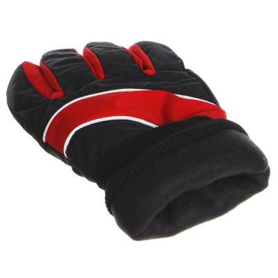 363-180 Перчатки мужские горнолыжные, размер универсальный,100% полиэстер, 4 цвета