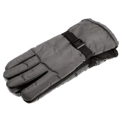 363-181 Перчатки мужские горнолыжные, р-р 22, 100% полиэстер, 3 цвета, ПВ19-3