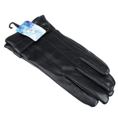 363-207 Перчатки мужские, размеры M/L, ПУ, 3 дизайна, ПВ19-30