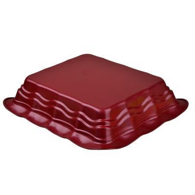 849-156 SATOSHI Противень глубокий, 29,5х25,5х6,5см, угл.сталь, антипригарное покрытие