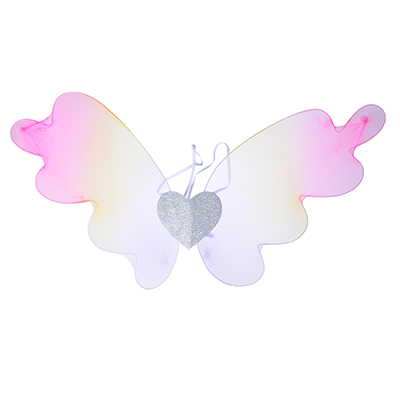 342-084 Костюм карнавальный крылья бабочки СНОУ БУМ полиэстер