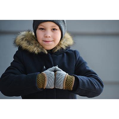 314-507 Шапка молодежная, 18х20см, 100% акрил, 3 цвета, ШЗ2019-18