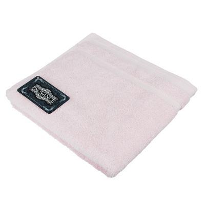 "489-174 Полотенце махровое PROVANCE ""Виана"" 50х90см, 100% хлопок, нежно-розовый"