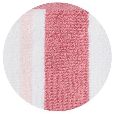 """484-908 Полотенце махровое пестротканое PROVANCE """"Виана,розовые сны"""" 70х130см, 100% хлопок"""