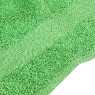 489-194 Полотенце махровое PROVANCE Наоми 50х90см, 100% хлопок, зеленый