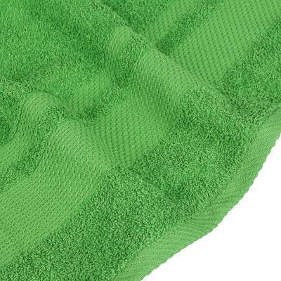 """484-927 Полотенце махровое PROVANCE """"Грейс"""" 70х130см, 100% хлопок, зеленый"""