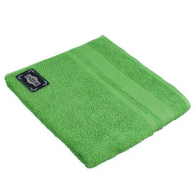 484-927 Полотенце махровое PROVANCE Наоми 70х130см, 100% хлопок, зеленый