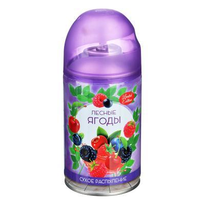 778-094 NEW GALAXY Освежитель воздуха Автоматик летний 250мл (тропич.ночь,сочный арбуз,лес.ягоды,цветущ.сад)