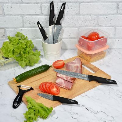 803-282 SATOSHI Аррен Набор ножей кухонных 6пр, в магнитной коробке