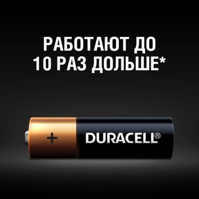 917-066 Батарейки DURACELL Basic АА, 4шт, CN