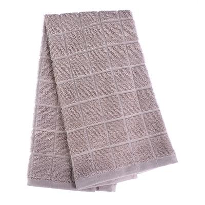 "434-065 Кухонное полотенце махровое PROVANCE, 100% хлопок, 30х50см, 380гр/м, ""Гармония"", 3 цвета"