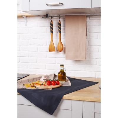 "434-067 Кухонное полотенце вафельное PROVANCE ""Кухня"", 100% хлопок, 40х60 см, 2 цвета"