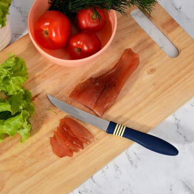 "871-506 Tramontina Cor&Cor Нож для мяса 5"" 23465/235 (цена за 2 шт.)"