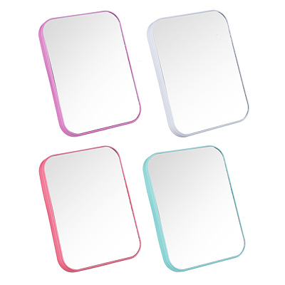 347-087 Зеркало настольное ЮниLook, 13х18 см, 4 цвета