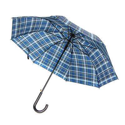 302-326 Зонт-трость универсальный, сплав, полиэстер, 55см, 8 спиц, 4-6цв, 10598-4