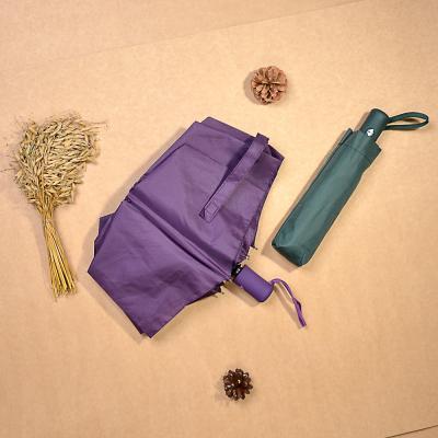 302-327 Зонт женский, автомат, сплав, полиэстер, 53см, 8 спиц, 4-6 цветов