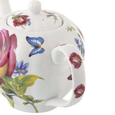 802-239 Чайник заварочный MILLIMI Коппелия 850 мл, фарфор