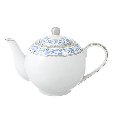 802-259 Чайник заварочный Сакура 1000 мл, фарфор