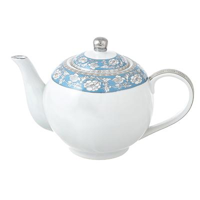 802-266 Чайник заварочный Савойя 1000 мл, фарфор