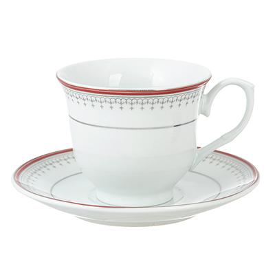 802-271 Чайный сервиз 4 предмета Стелла 220мл, фарфор