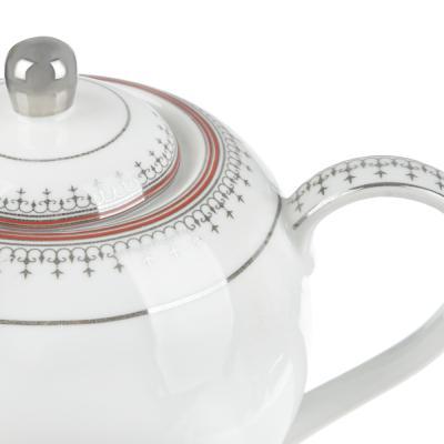 802-272 Чайник заварочный Стелла, 1000 мл, фарфор