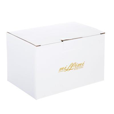 802-308 Сахарница MILLIMI Вивальди 450мл, костяной фарфор