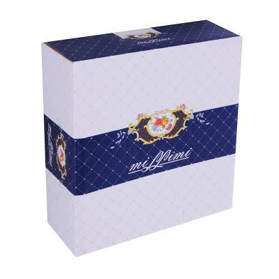 821-113 MILLIMI Менуэт Ваза для конфет, 18х5,5см, костяной фарфор