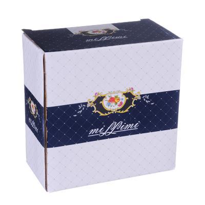 821-115 MILLIMIМенуэт Набор розеток для варенья 3пр., 10х3см, костяной фарфор