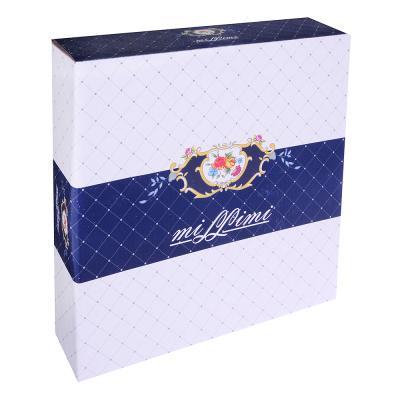 821-128 MILLIMI Менуэт Блюдо для фруктов, 26х6,5 см, костяной фарфор