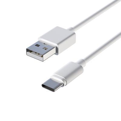 443-022 Кабель для зарядки телефона FORZA Type C, стандарт, 1м, 1,5А, покрытие TPE