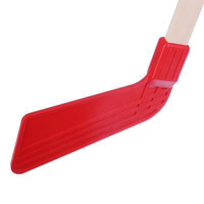 114-005 Клюшка детская хоккейная, пластик, 80см