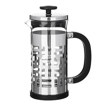 850-189 VETTA Делайн Френч-пресс 350мл, жаропрочное стекло, нерж.сталь