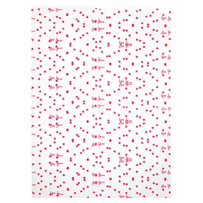 505-028 Пакет для упаковки подарков, ПВХ, с рисунком, 60х80 см